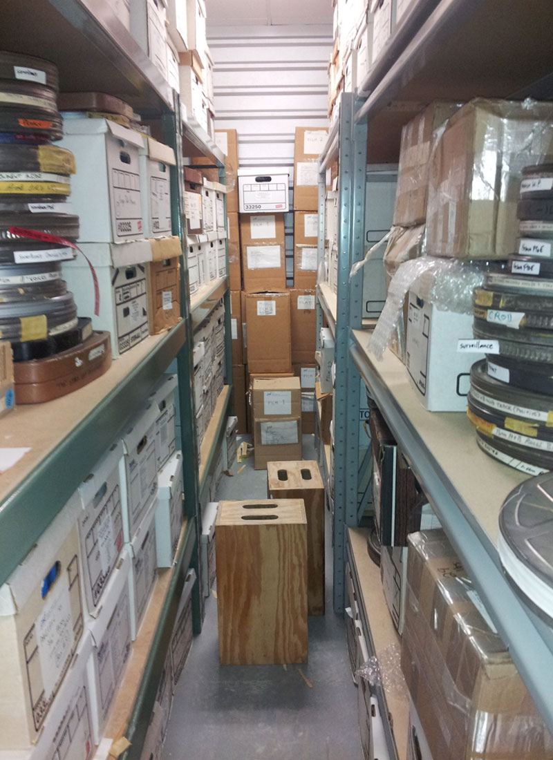 ARCHIVAL RESOURCES